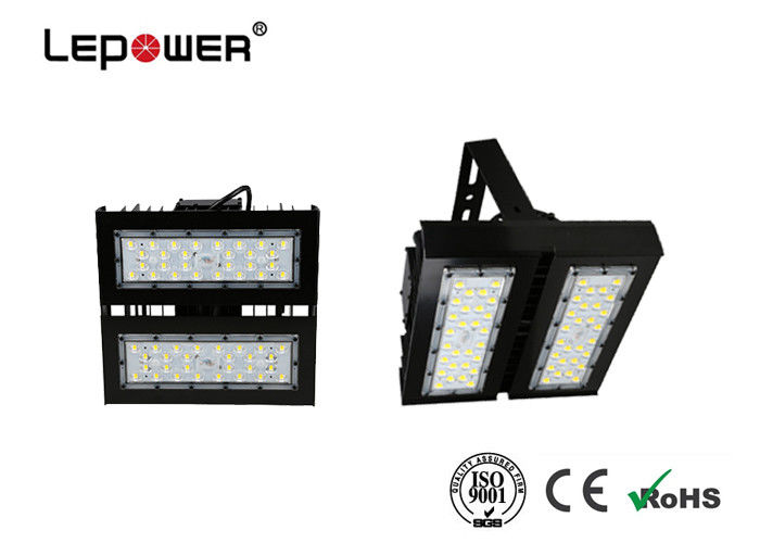 Super Bright 80W 100W Industrial Outdoor LED Flood Lights , Durable Patent Design  110v LED Flood Light